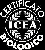 Logo ICEA - Tenuta Giarretta